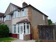 End of Terrace property to rent in Penhill Road, Bexley...