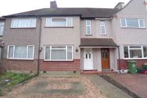 3 bed Terraced house in Arlington Close, Sidcup...
