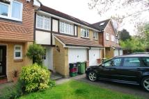 3 bedroom Terraced property in Marlwood Close, Sidcup...