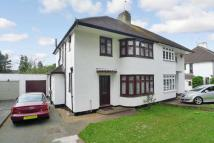 3 bed semi detached house in High Beeches, North Cray...