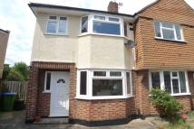 Sparrows Lane semi detached house for sale