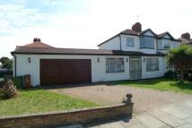 4 bedroom semi detached house in Ashcroft Avenue, Sidcup...