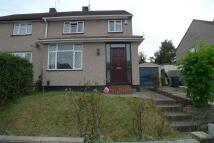 semi detached home in Broom Avenue, Orpington...
