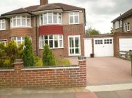 3 bed semi detached house in Royal Road, Sidcup...