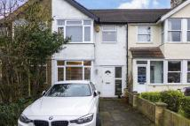 3 bed Terraced house in Brookend Road, Sidcup...