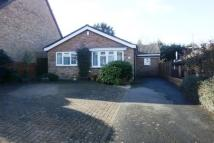 3 bed Bungalow in Crabb Tree Drive...