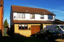 3 bed semi detached house in Wildern Lane...