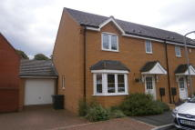3 bedroom semi detached home in Dave Bowen Close...