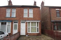 2 bedroom semi detached property in Milner Road, Wisbech...