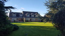 Detached home in  March Road, Wimblington...