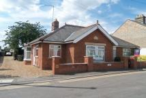 Bungalow in York Road, Chatteris...