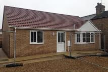 2 bed Bungalow in West Street, Chatteris...