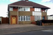 3 bedroom semi detached house for sale in HEYWOOD DRIVE, Luton, LU2