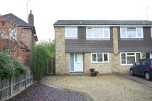 3 bedroom semi detached house in Roundwood Lane...