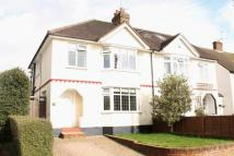 3 bed semi detached house in Barnfield Road...