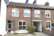 Cottage in Summer Street, Slip End...