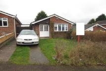 Bungalow in Hatherleigh Road...