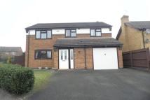 Detached house in Kenilworth Close...
