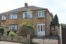 3 bed semi detached house in Dale Avenue...