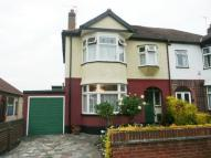 3 bed semi detached home in Marshalls Park, RM1