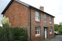 Detached home to rent in Church Street, Ightfield...