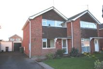 3 bedroom semi detached house in Rowan Road...