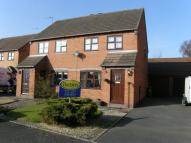 3 bed semi detached house to rent in Meadow Close...