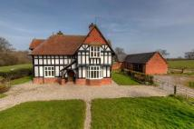 4 bedroom Detached home in Moreton Wood, Whitchurch...
