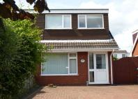 semi detached house in Elm Drive...