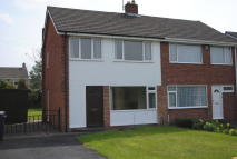 3 bed semi detached house to rent in Sherwood Crescent...