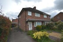 Smithfield Road semi detached property to rent