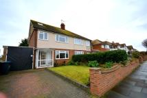 4 bed semi detached property in Leicester Avenue...