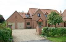 4 bed Detached property for sale in West Road, Pointon...