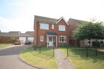 Detached home in Monks Close, Quarrington...