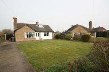 Bungalow for sale in Boston Road, Sleaford...