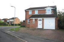 3 bed Detached home in Curlew Way, Sleaford...