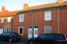 Terraced property in Castle Terrace Road...