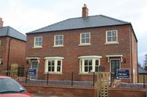 semi detached property in The Becks, Banks Road...