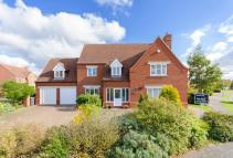 Detached property for sale in Quantock Court, Sleaford...