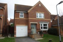 4 bedroom Detached house for sale in Mercer Drive, Lincoln...