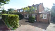 3 bedroom semi detached home to rent in Newfield Avenue