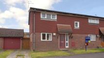 2 bedroom semi detached house to rent in Tamar Way