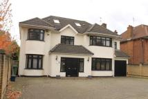 Detached home for sale in Edgwarebury Lane...