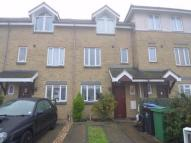 Terraced house in De Haviland Road, Edgware
