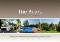 5 bed Detached property for sale in The Briars, Barnet Road...