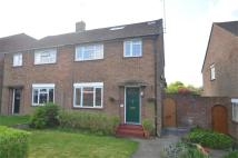 semi detached house in Ramillies Road...