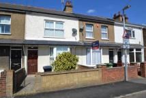 Terraced home for sale in Rye Road, Hoddesdon...