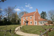 4 bed Detached property for sale in Aunsby, Sleaford...
