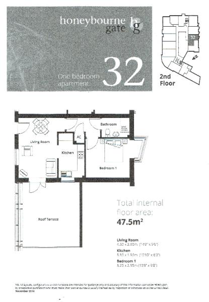 Apt 32 Floor Plan