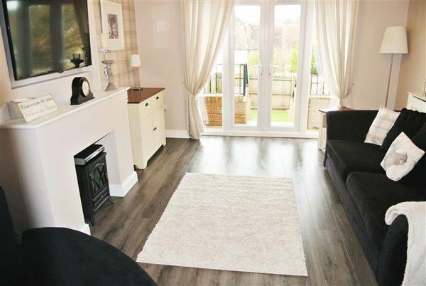 Open plan lounge /